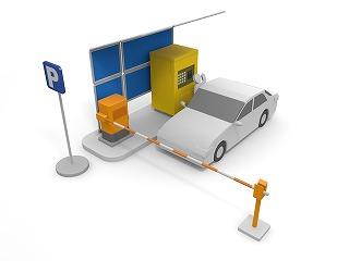 駐車場関連 中古機器買取 高価買取