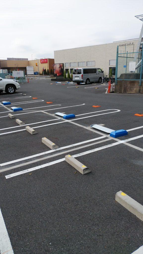 八潮駐車場 商業施設の駐車場 ソリューション